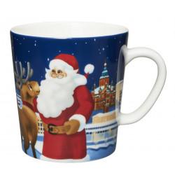 Arabia Santa Claus Mug 0.3 L Helsinki