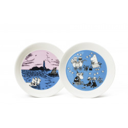 Moomin Collector Plate 19...
