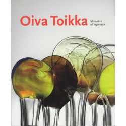 Oiva Toikka Moments of Ingenuity Book Design Museum Helsinki