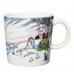 Moomin Spring Winter Mug Seasonal 2017 Arabia