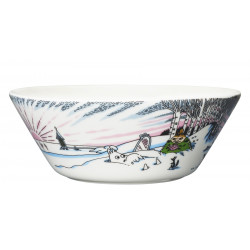 Moomin Bowl Spring Winter...