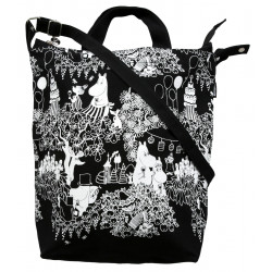 Moomin Mabel, Festive Moment Canvas Bag 37 x 40 x 10 cm