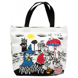 Moomin Nana Bag, Pouta Moomin Canvas 40 x 38 x 10 cm