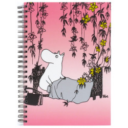 Moomin Spiral Notebook Moominmamma 170 Pages 15 x 21 cm