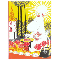 Moomin Notebook Moominmamma A5 (15 x 21 cm) 120 Blank Pages Putinki