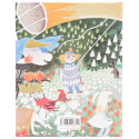 Moomin Notebook Tove 100 Dangerous Journey 128 Blank Pages Putinki