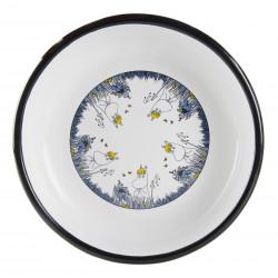 Moomin Enamel Plate Friends...