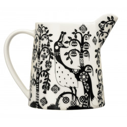 Taika Pitcher 0.5 L Black Iittala