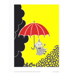 Moomin Poster Little My...