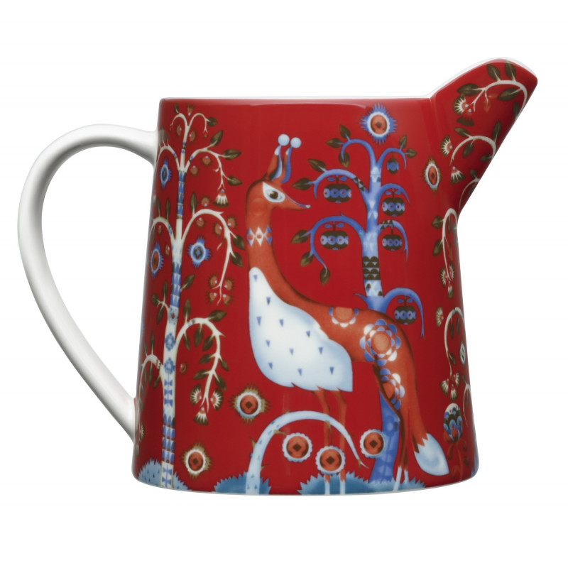 Taika Pitcher 0.5 L Red Iittala