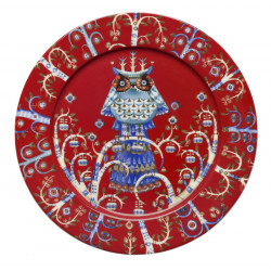 Taika Plate 27 cm L Red...
