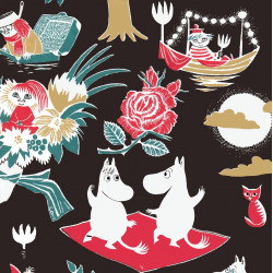 Moomin Paper Napkins Magic...