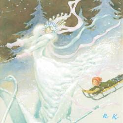 Havi Paper Napkins The Snow Queen 20 pcs 33 cm
