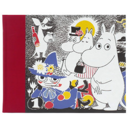 Moomin Hardcover Notebook...