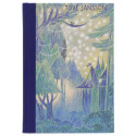 Moomin Hardcover Notebook Invisible Child 128 Blank Pages Putinki