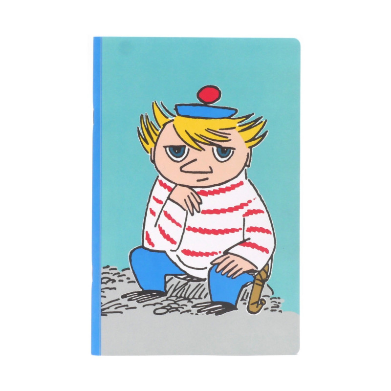 Moomin Too-ticky Notebook 64 Faitly Ruled Pages Putinki