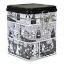 Moomin Comic Tin Box Size S
