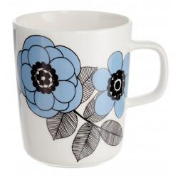 Marimekko Oiva Kestit Mug Blue 0.25 L