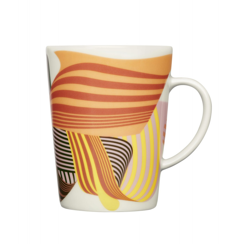 Iittala Graphics Mug 0.4 L Solid Waves
