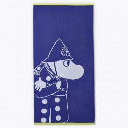 Moomin Bath Towel Police 70...