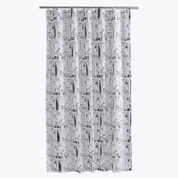 Moomin Shower Curtain Riviera 180 x 200 cm Finlayson
