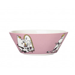 Moomin Bowl Snorkmaiden Arabia Finland New Model 2013