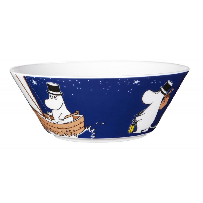 Moomin Bowl 15 cm Moominpappa Pappa New 2014