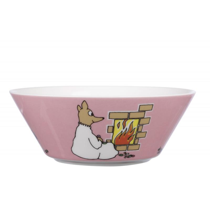 Moomin Bowl Fuzzy 15 cm