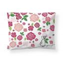 Moomin Sateen Pillowcase Moominmamma Rose Garden 50 x 60 cm Finlayson