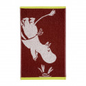Moomin Hand Towel Moominmamma Diving Red 30 x 50 Finlayson