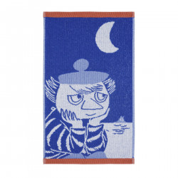 Moomin Hand Towel Too-Ticky Blue 30 x 50 Finlayson