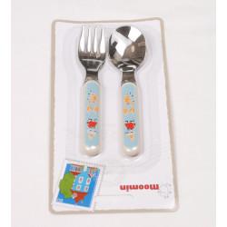 Moomin Children Cutlery Set Martinex Finland