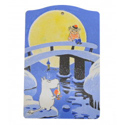 Moomin Cutting Board 30 x 20 cm Midwinter