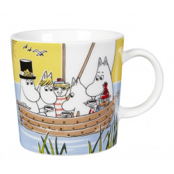 Moomin Mug Sailing with...
