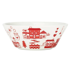 Christmas Village Bowl 15 cm Seasonal