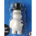 Moomin Small Plastic Figure Moominpappa