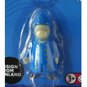 Moomin Small Plastic Figure Police Chief