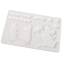 Moomin Cake Decoration Chocolate Mold Martinex