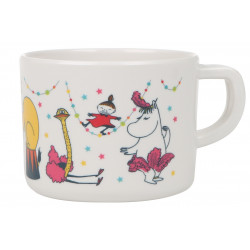 Moomin Children Melamine Mug Circus 0.25 L Martinex