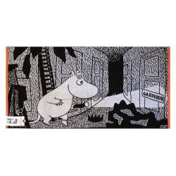 Moomin Terry Towel Garderob Snorkmaiden 70 x 140 cm Finlayson