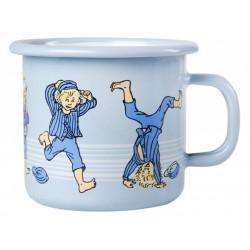 Enamel Mug Emil Blue 0.25 L...