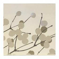 Gift Paper Bag Marimekko Lumimarja White 16 x 6.5 x 16 cm