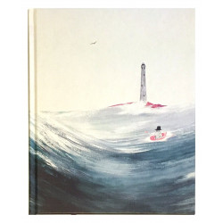 Moomin Notebook Moominpappa and the Sea 128 Blank Pages Putinki