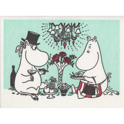 Moomin Greeting Card...