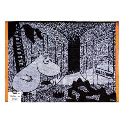 Moomin Terry Towel Garderob Snorkmaiden 50 x 70 cm Finlayson