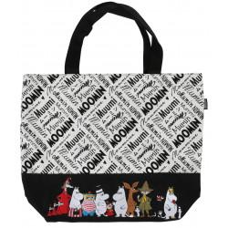 Moomin Nana Canvas Bag Moomin Characters