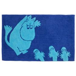 Moomin Bathroom Carpet Moomintroll Hattifatteners 50 x 80 cm