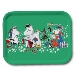 Moomin Birch Tray Birthday...