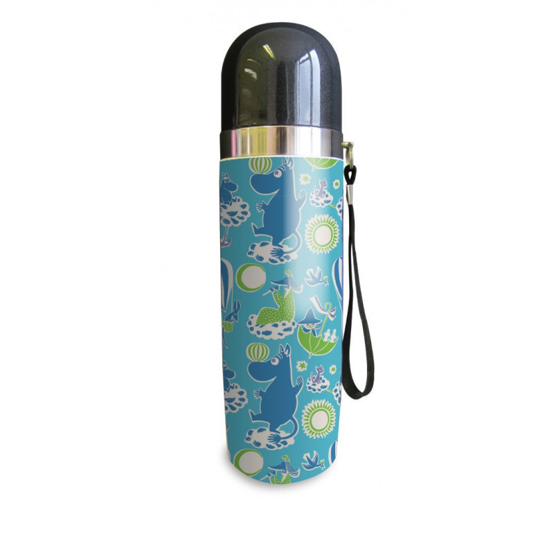 Moomin Thermos Bottle Tove 100 Blue