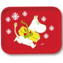 Moomin Birch Tray 27 x 20 cm Christmas Moomintroll Present